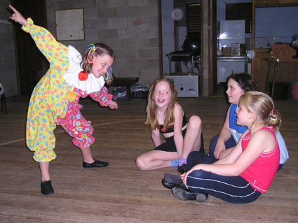 school holiday drama classes in Adelaiide